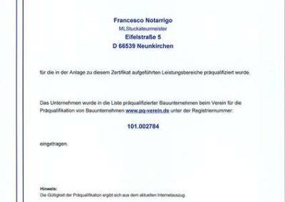 Zertifiziert von DQB
